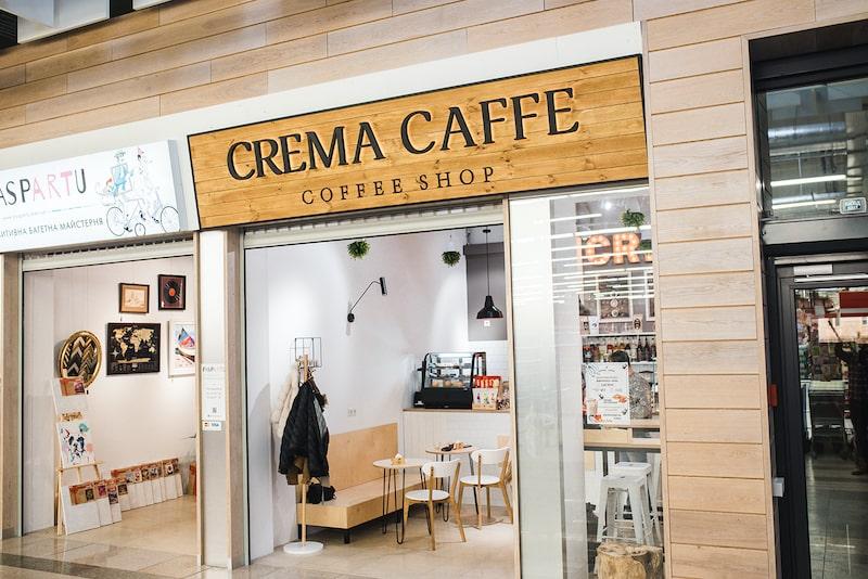 Франшиза малого бизнеса — кофейня в торговом центре