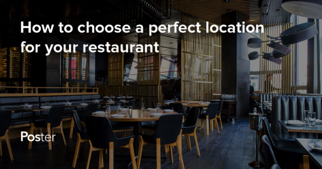 How to find the perfect location for your restaurant