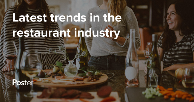9 restaurant industry trends in 2021