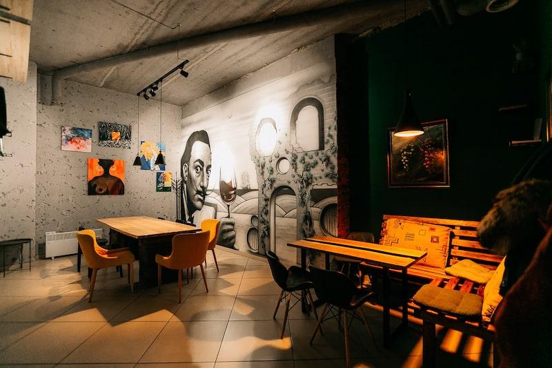 Выбор помещения для кафе