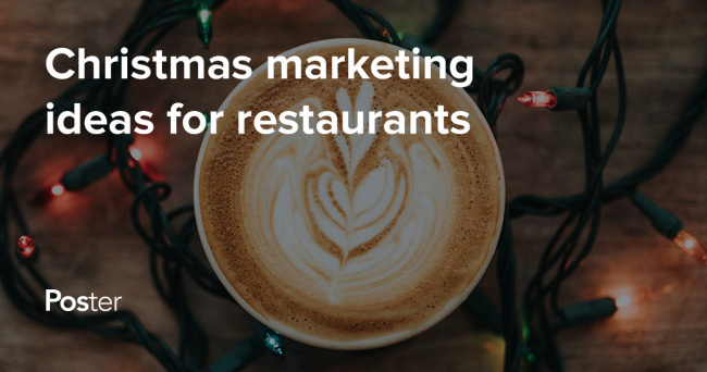 Christmas Marketing Ideas For Restaurants Christmas Restaurant Promotion Ideas Poster Pos