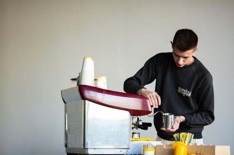 Оборудование для кофе с собой