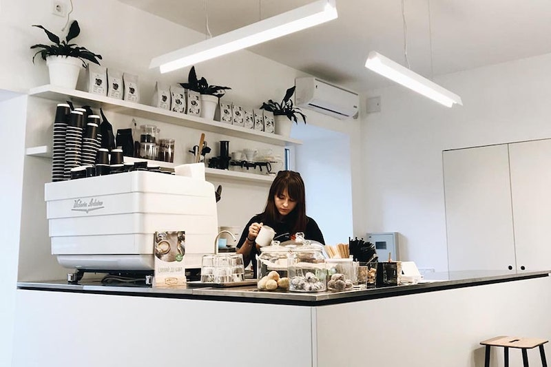 оборудование в кафе как элемент дизайна