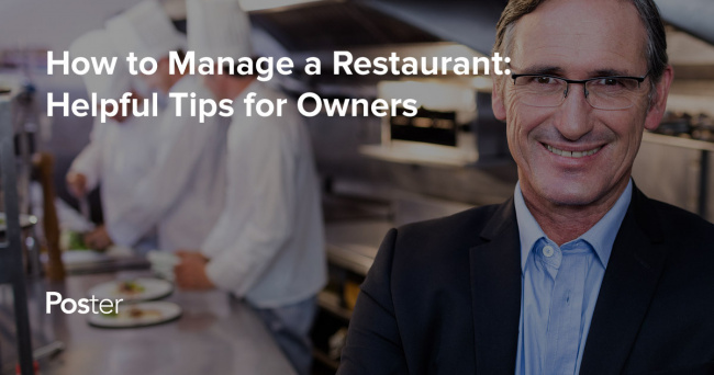 Best restaurant management tips: Managing a restaurant with profit in mind