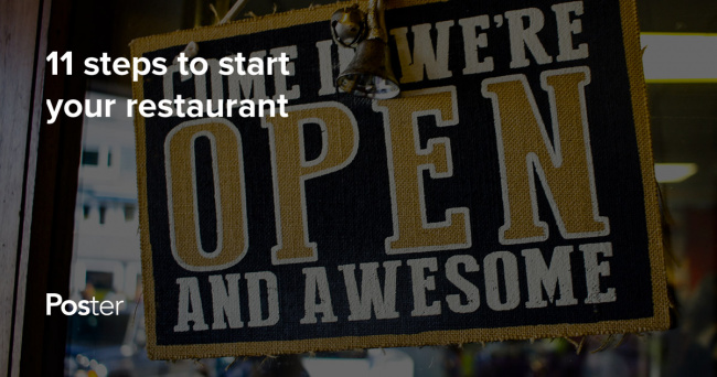 How to start a restaurant: A step-by-step guide for first-time restaurateurs