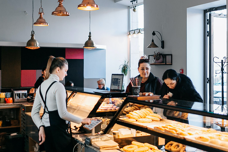 increase sales in a bakery