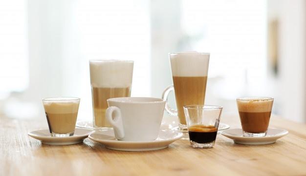 Посуда для кофейни