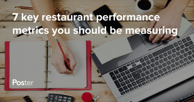 restaurant performance metrics