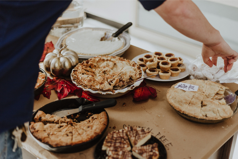 Restaurant marketing ideas for Thanksgiving day