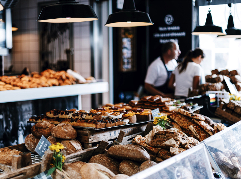 Marketing strategy for a bakery business: How to increase