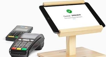 Принимайте платежные карты